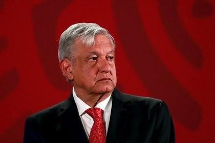 El presidente también tendrá una serie de eventos al día siguiente, por lo que se estará hospedando en la embajada mexicana (Foto: Reuters/Henry Romero)