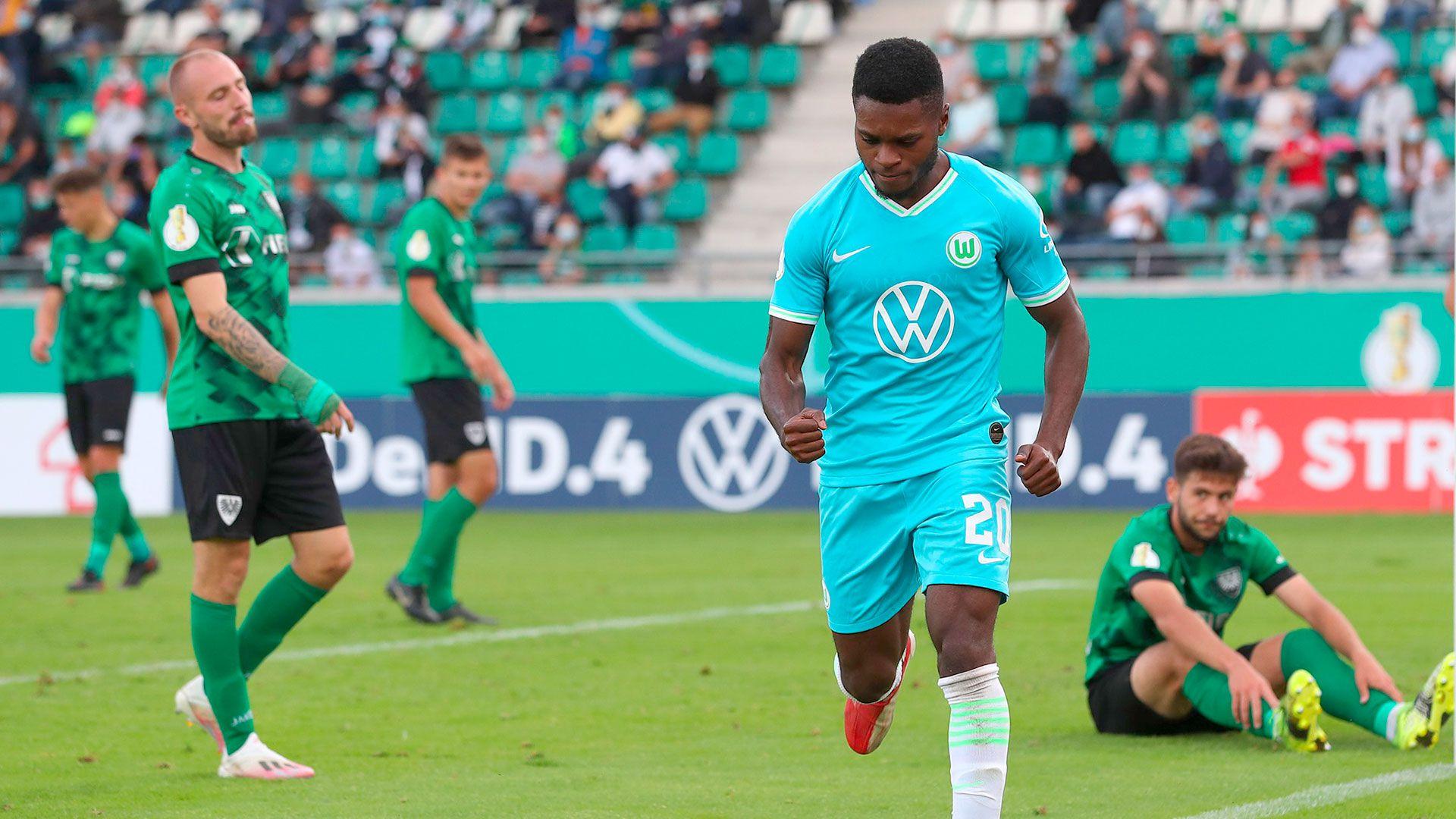 Wolfsburgo-vs-Preußen-Münster