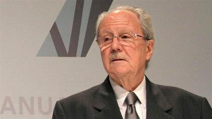 Carlos Wagner, ex titular de la Cámara de la Construcción, salpicado en una operación sospechosa.