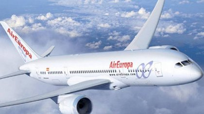 Air Europa canceló sus vuelos (Foto: Archivo)