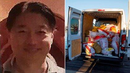 La organización criminal que encabeza Tse Chi Lop suele ocultar la droga en bolsas de té (Foto: Reuters)
