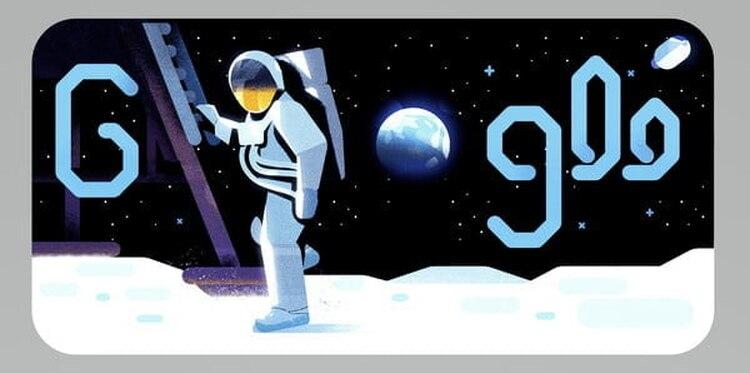 En el video se muestran momentos clave de la misión como el lanzamiento del Apolo 11, el cual se dio el 16 de julio de 1969. (Imagen: Google)