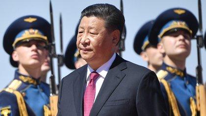 """Los 14 puntos del """"pensamiento Xi Jinping"""" han sido incorporados a la carta del Partido Comunista de China (AFP)"""