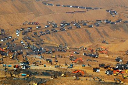 Minas de Birmania