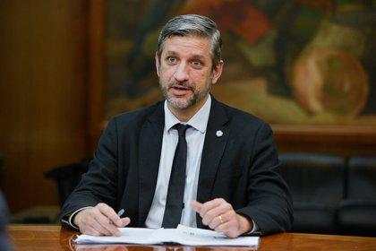 El secretario de Finanzas, Mariano Sardi, necesitará cubrir en el mercado local un billón de pesos del déficit fiscal de este año