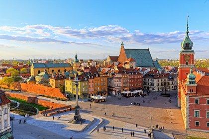 Varsovia, una de las tres ciudades polacas que se encuentra entre las 10 principales, se ha mantenido bastante estable durante los últimos 12 meses