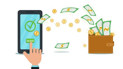 Las billeteras virtuales son una opción de pago que viene creciendo en los últimos años de la mano del desarrollo de la telefonía celular. (Shutterstock)