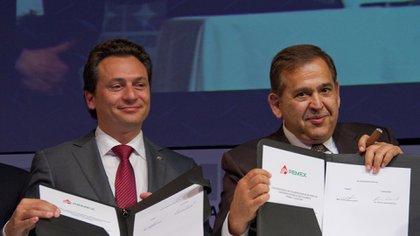 Ambos son investigados por casos de corrupción (Foto: Cuartoscuro)