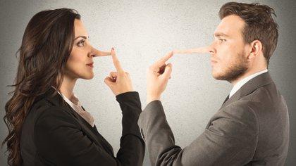 Consiste en identificar a quien nunca miente (iStock)