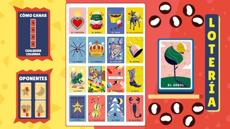 Doodle de lotería (Foto: Google)
