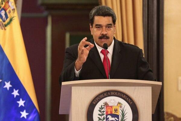 Atentado Presidente Nicolas Maduro