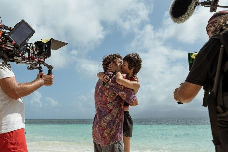 La serie se grabó, gran parte, en Panamá (Foto: Especial)