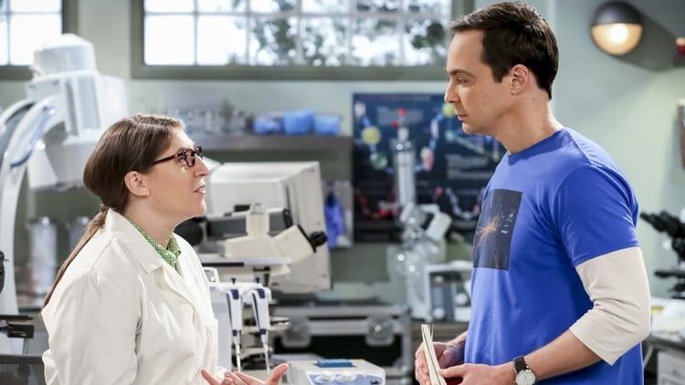 """Este domingo se devela el futuro de futuro """"Shamy"""" (Sheldon y Amy)."""