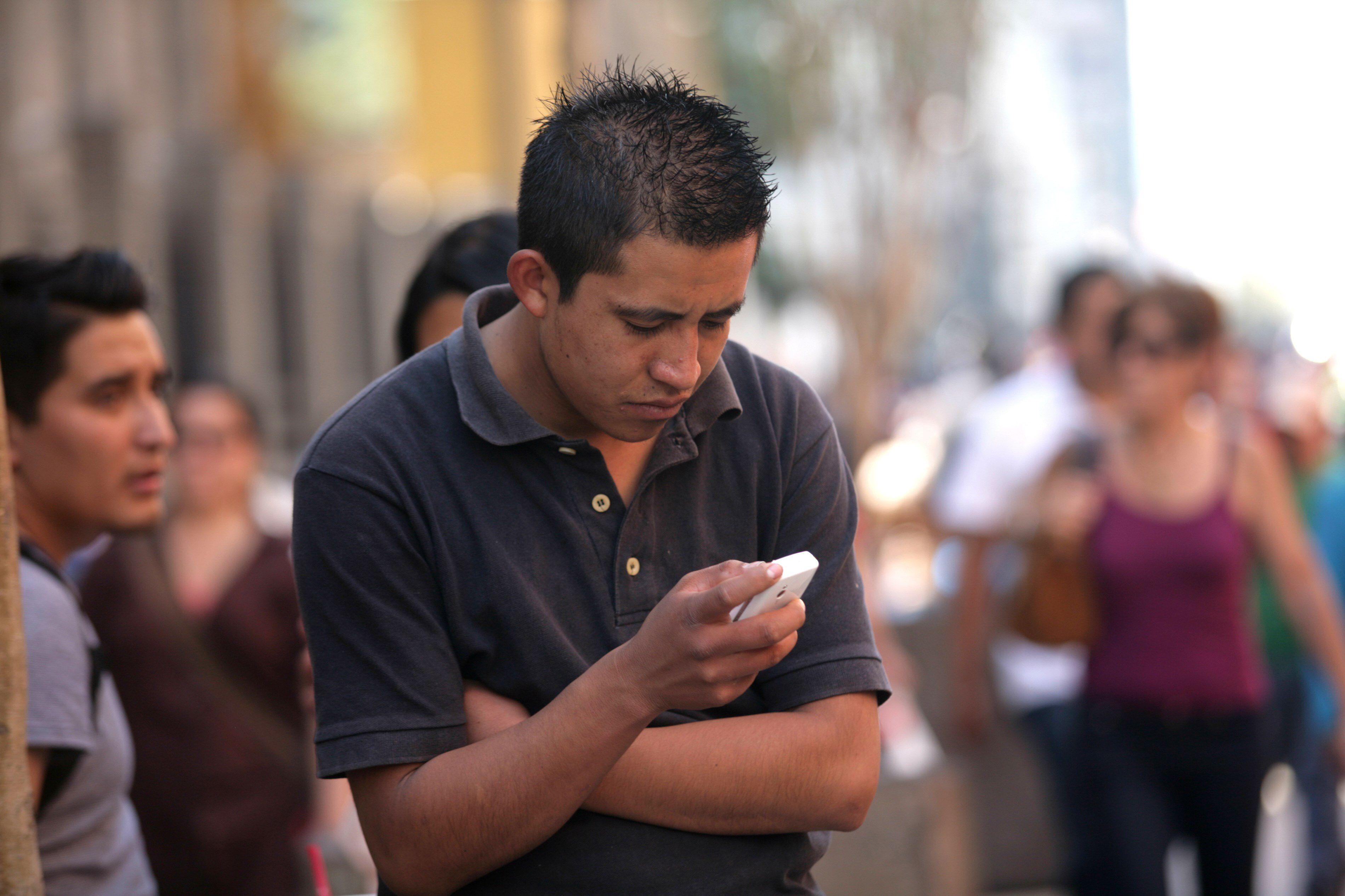 La población joven en México es cada vez menor (Foto: EFE / Sáshenka Gutiérrez)