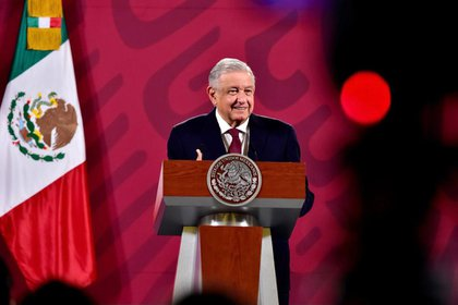 Andrés Manuel López Obrador criticó a la Feria Internacional del Libro (FIL) de Guadalajara (Foto: Presidencia de México)