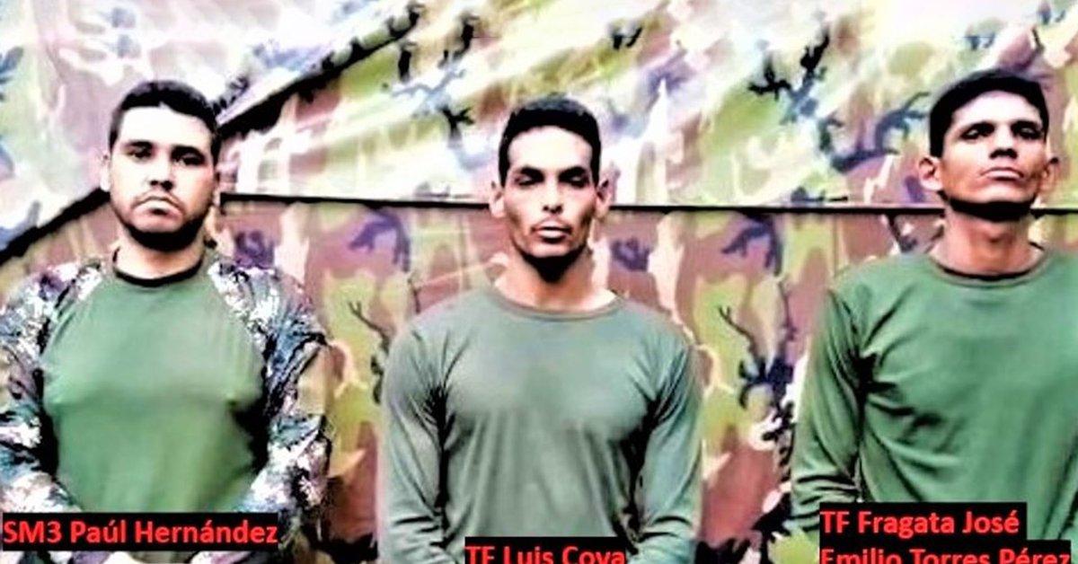 La oposición venezolana pidió ayuda al Vaticano y a la Cruz Roja para  liberar a los militares secuestrados por las FARC - Infobae