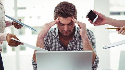 Darle la importancia necesaria a la salud mental de los empleados (Shutterstock)