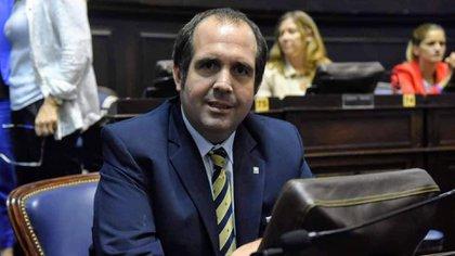 Luciano Bugallo, diputado provincial por Juntos por el Cambio, pidió la presencialidad en las escuelas agrotécnicas.