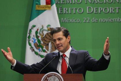 La conexión de Lozoya con Peña Nieto es sólida (Foto: Mario Guzmán/ EFE)