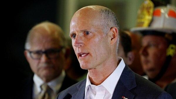 Rick Scott, gobernador de Florida (Reuters)
