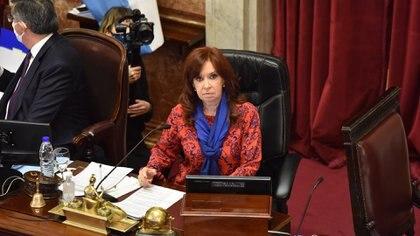 Cristina Kirchner recibió en el verano la inquietud de dirigentes judiciales por la reforma (Franco Fafasuli)