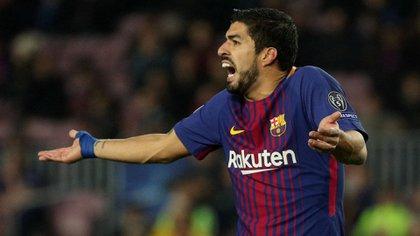 (REUTERS) El uruguayo lleva 6 goles en 11 partidos
