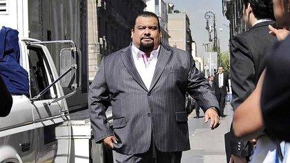 Cuauhtémoc Gutiérrez de la Torre fue acusado en 2014 de operar una red de prostitución en el interior del Comité Ejecutivo del PRI de la Ciudad de México (Foto: Archivo)