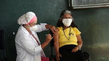 Estudio inédito en Brasil: vacunarán en un día a todos los adultos de una ciudad para probar la inmunización masiva contra el COVID-19