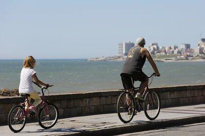 Mar del Plata fue el destino más visitado durante la semana santa. En todos lados, la gente le huyó al encierro y privilegió las actividades al aire libre