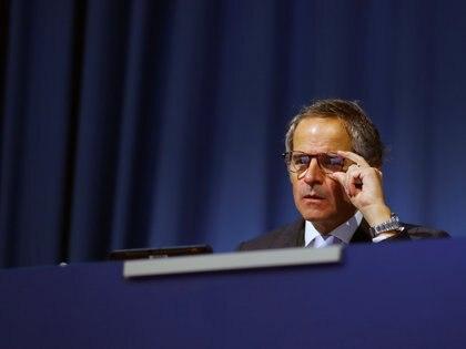 El director general del OIEA, Rafael Grossi. Foto: REUTERS/Leonhard Foeger