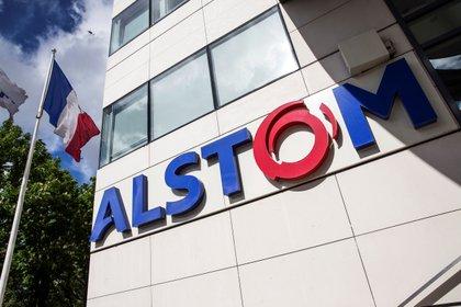 La adquisición de Bombardier Transporte por parte de Alstom está prevista que sea completada en el primer trimestre de 2021. EFE/Etienne Laurent/Archivo