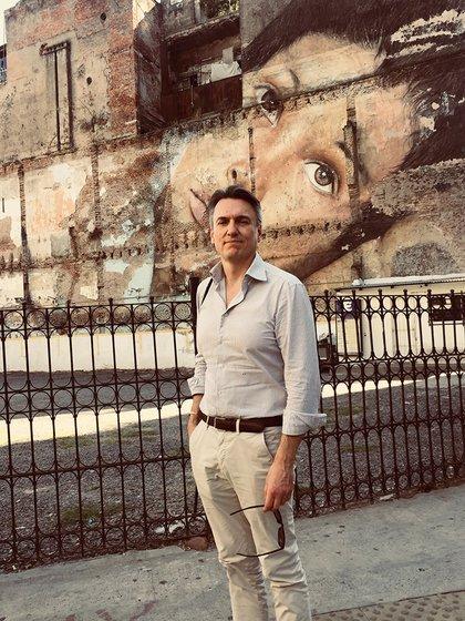 Andrei Tarkovski hijo (Foto: Daniel Rosenfeld)