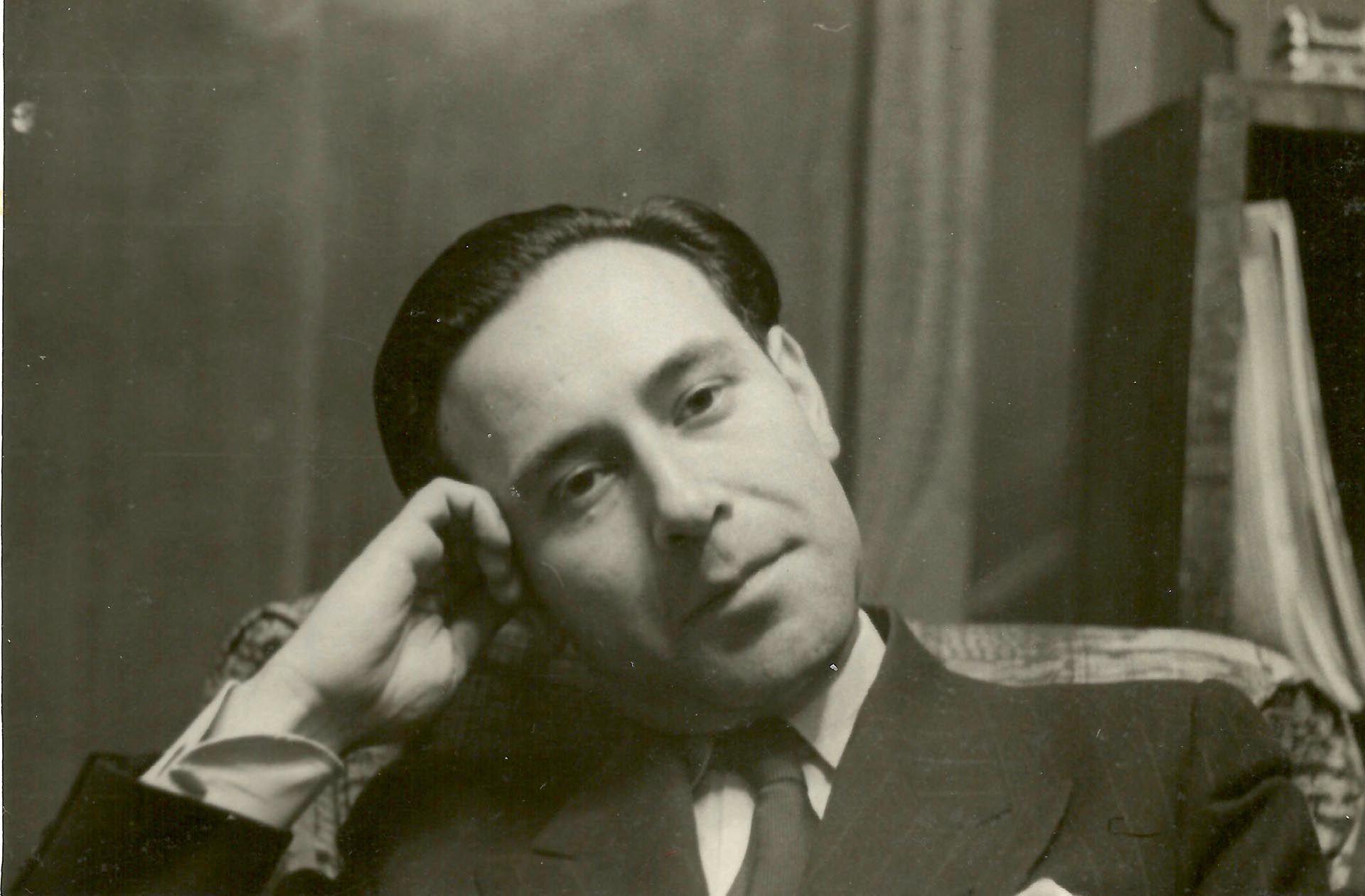"Manuel Penella de Silva, co-autor de ""La razón de mi vida"""