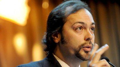 Roberto Boico, profesor universitario y abogado miembro de Justicia Legítima que actúa como defensor de Cristian Kirhner en la causa del Memorándum con Irán.