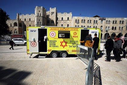 Israel ya vacunó a más de 4,6 millones de personas