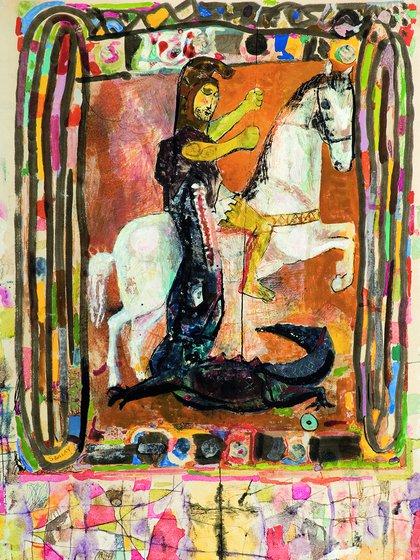 """""""San Jorge"""", 1960."""