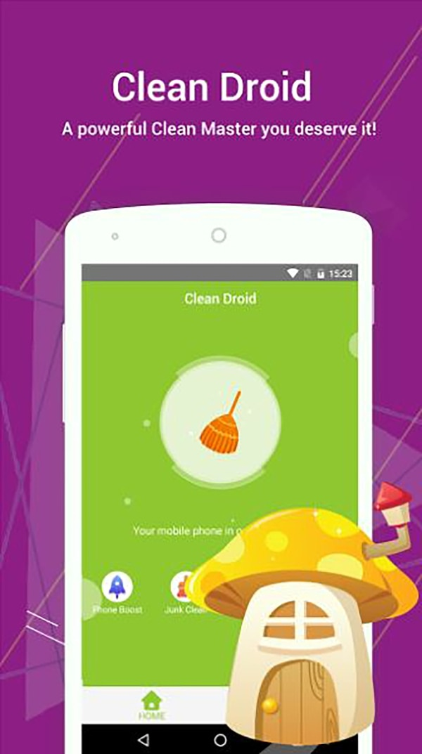 Clean Droid, una de las apps espías