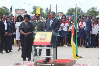 01/01/1970 El presidente de Mozambique, Filipe Nyusi POLITICA AFRICA MOZAMBIQUE INTERNACIONAL ISRAEL ZEFANIAS / ZUMA PRESS / CONTACTOPHOTO