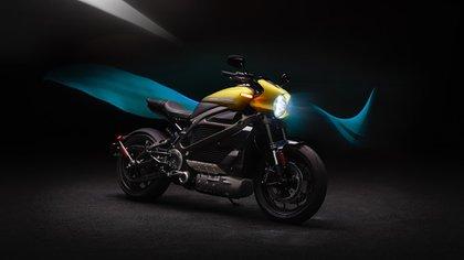 La Harley Davidson LiveWire llega a los 75 caballos y desarrolla 180 km/h