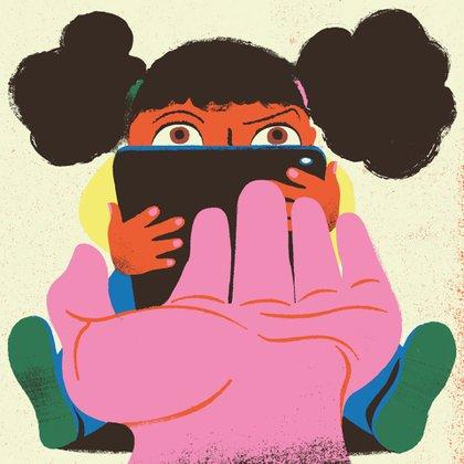 Podría parecer extraño responder a una mala conducta con un gesto de apoyo o empatía, pero en este momento los niños necesitan mucha más compasión que nunca. (Golden Cosmos/The New York Times)
