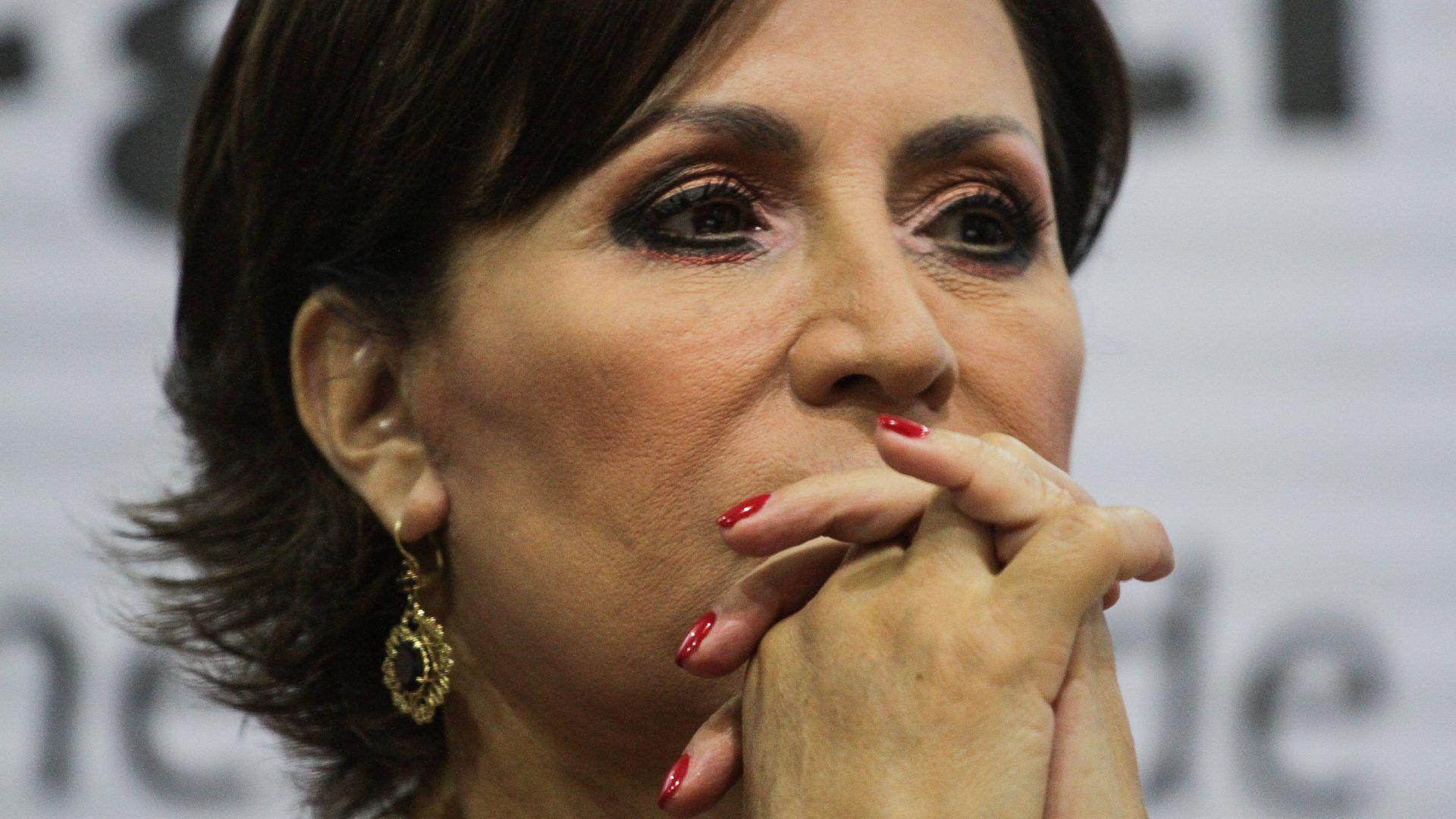 Rosario Robles es acusada de uso indebido de funciones (Foto: Cuartoscuro)