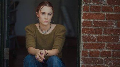 """Saoirse Ronan en """"Lady Bird"""""""