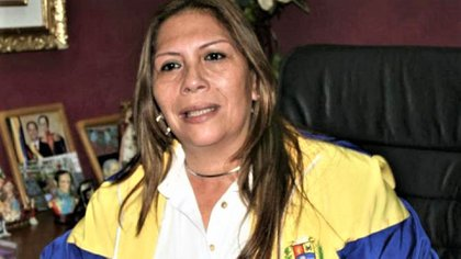 Diputada Nellyver Lugo