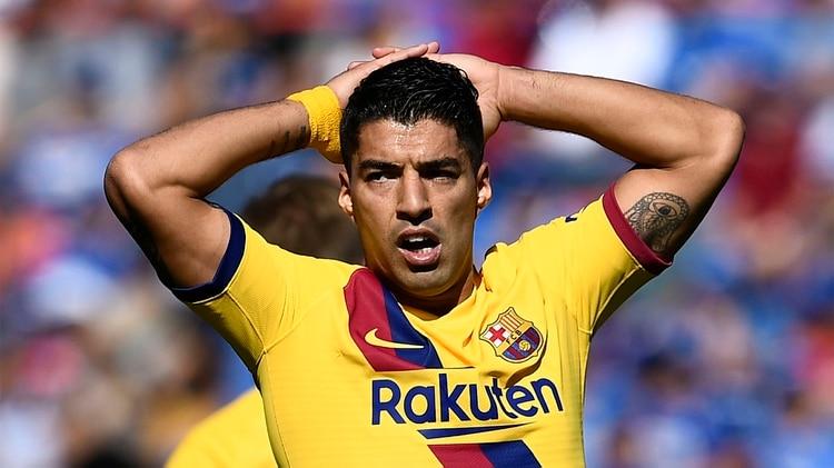 El incierto futuro de Luis Suárez en Barcelona y sus posibles sustitutos