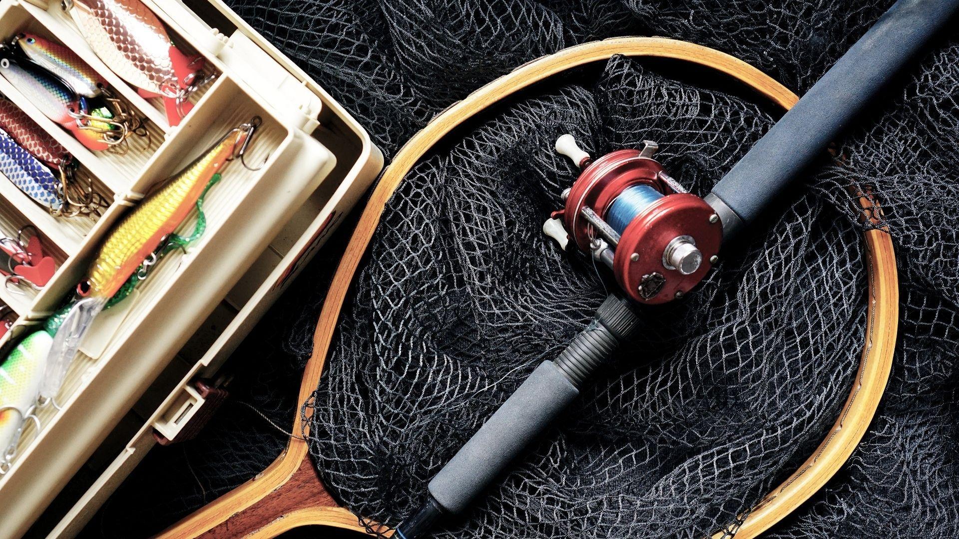 Pesca deportiva, imagen de referencia. Pixabay.