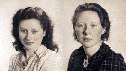 Freddie y Truus Oversteegen, las hermanas de 14 y 16 años que fueron parte vital de la Resistencia femenina holandesa en la Segunda Guerra Mundial