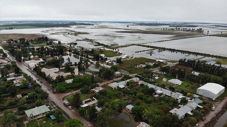 La propensión a desastres naturales y climatológicos es un factor que afecta a la calidad de vida de cada región