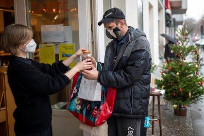 Alemania vive una Navidad atravesada por un repunte de casos de coronavirus (REUTERS/Hannibal Hanschke)