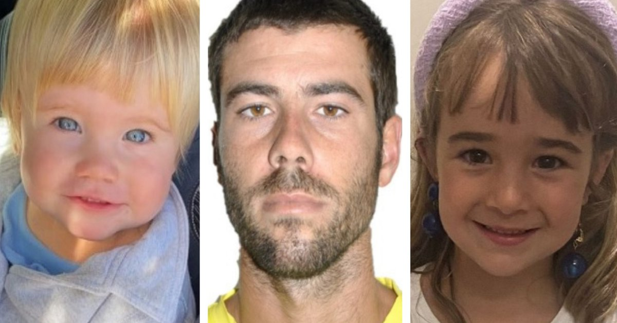 Who is Tomás Gimeno, the father and main suspect in the disappearance of the two girls in Spain