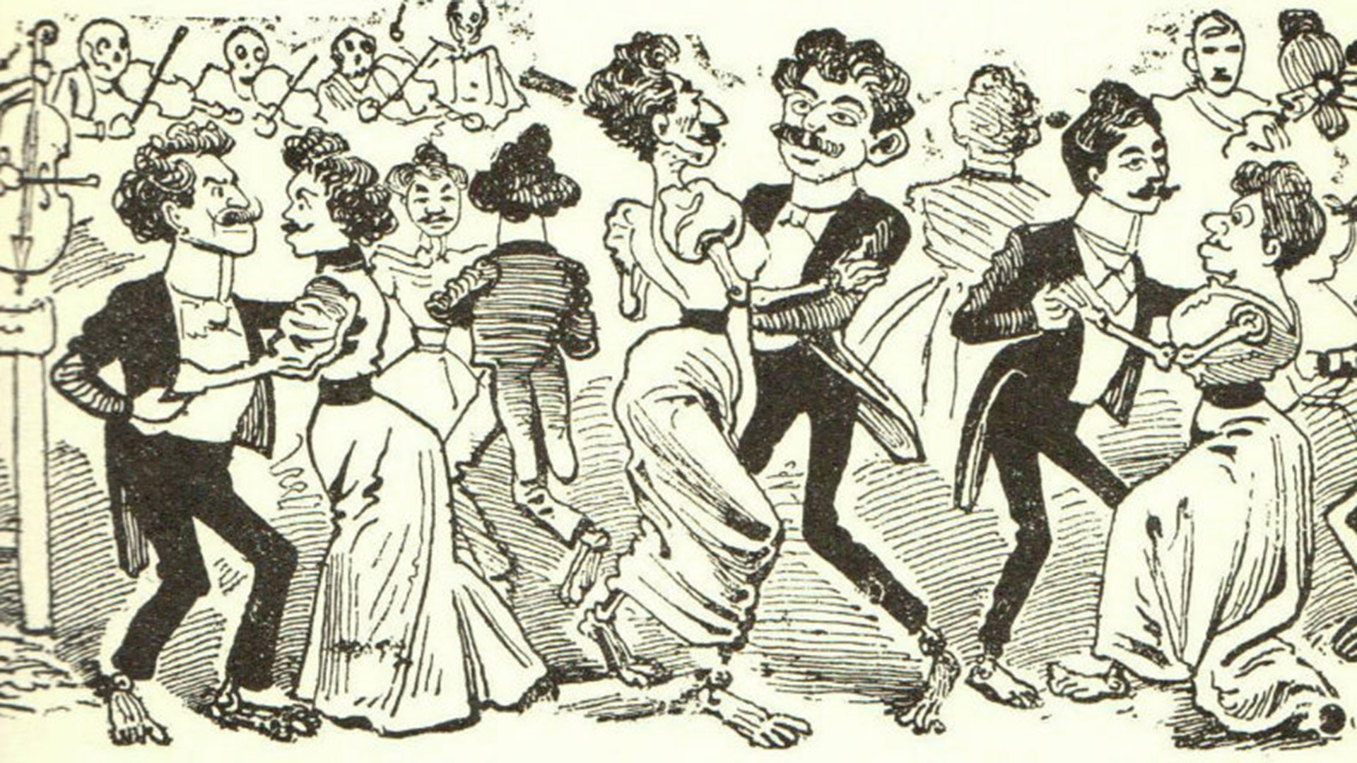 """Actrices Porno Vestidas De Epoca Años 20 el baile de los 41"""": la escandalosa fiesta gay que"""